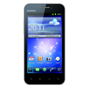 Huawei honor mercury touch